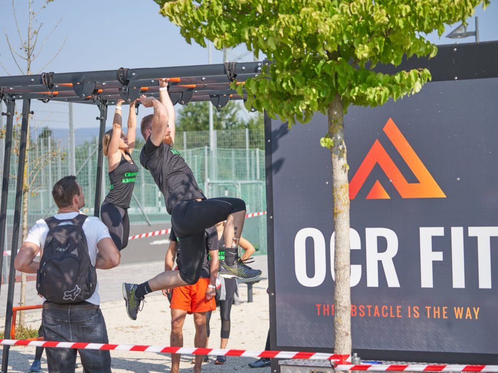 OCR FIT Mobstacle